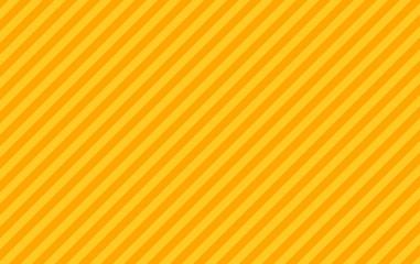 Diagonale Streifen - Hintergrund orange gelb Wall mural