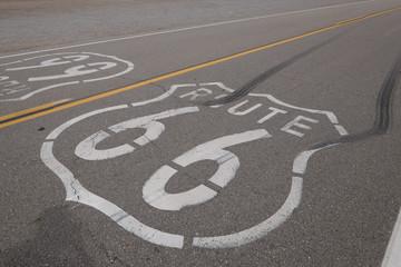 Papiers peints Route 66 La Route 66