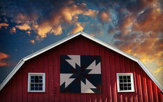 Big Barn Quilt