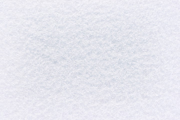 White winter background