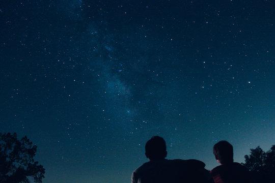 Stargazing Friends Dallas Texas