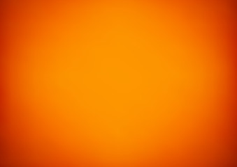 Abstract orange background - Vector