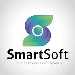 Letter S logo icon design template