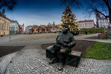 Fototapeta Przemyśl,Boże Narodzenie