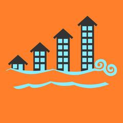 Vastgoed hypotheek onder water