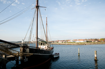 Wooden Ship - Ebeltoft - Denmark