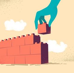 Innalzare un muro