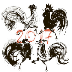 calendar for the year of the rooster
