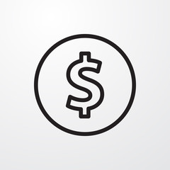 money icon illustration