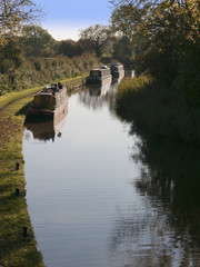 canal worcestershire uk