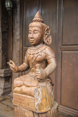 Thai angle statue,Angle religion of Buddhism in Thailand