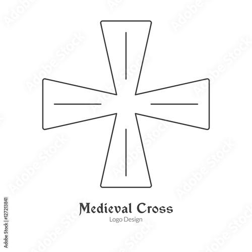 cross template