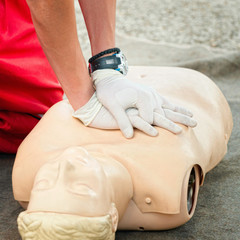 CPR chest compression