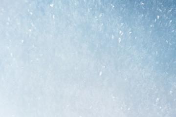 Snowdrift winter background