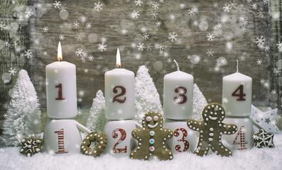 Weihnachten Advent 2