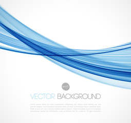 Abstract transparent fractal wave template  background brochure design