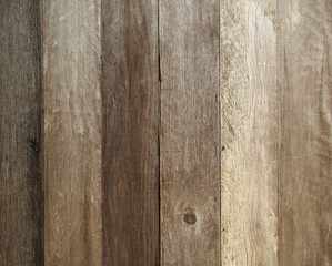 Old wood fence for background