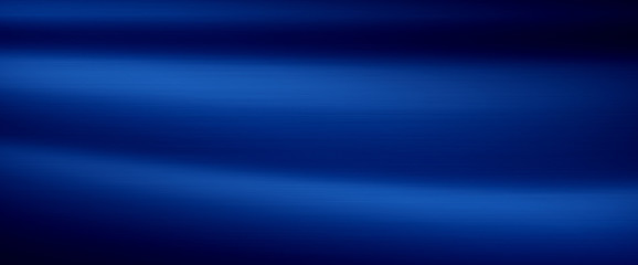 Abstract blue large dark banner