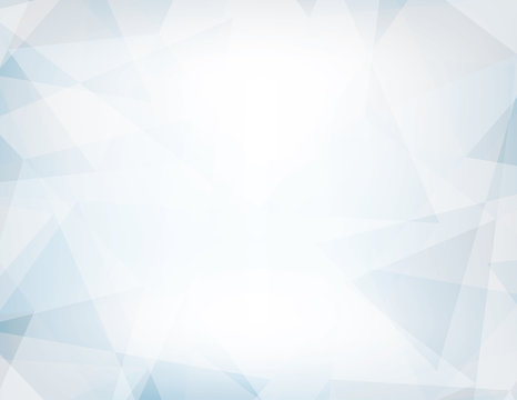 Light blue and grey horizontal background textured by chaotic tr