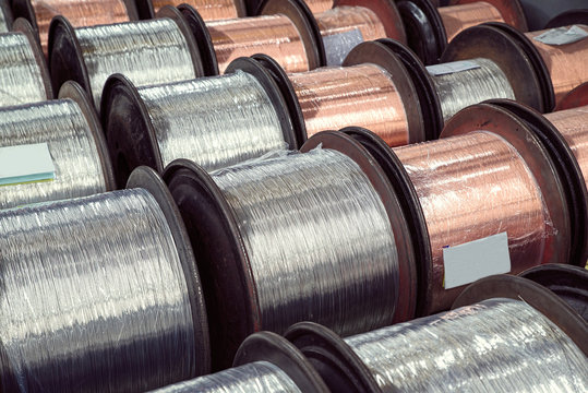 copper and aluminum cable factory