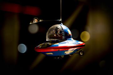 Photo sur Toile UFO ufo