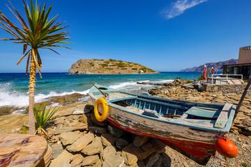 Küste bei Mochlos, Kreta/Griechenland