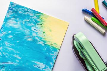 Enkaustik als Hobby zum Malen von Kunstwerken