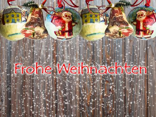 karte frohe weihnachten stockfotos und lizenzfreie bilder auf bild 127301049. Black Bedroom Furniture Sets. Home Design Ideas