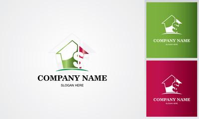 home money business logo