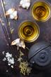 Japanese chinese tea teapot chopsticks rice