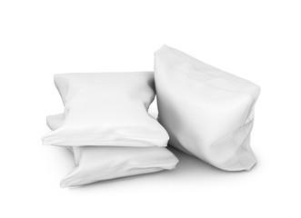 Pillows. 3D illustration