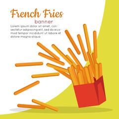 French Fries Crispy Potatoes