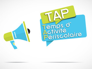 megaphone : TAP