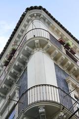 Catania, Altbau