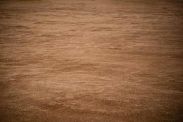 Baseball Dirt Field