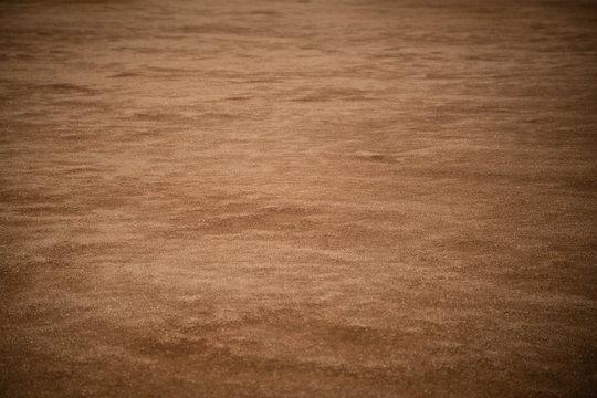 Baseball Dirt Field