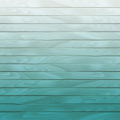 Vector ombre turquoise wood backgrounds.