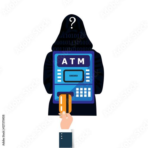 stealing atm machine