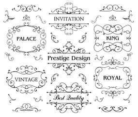 Luxurious Royal Logo Vector Design Template Suitable For Businesses