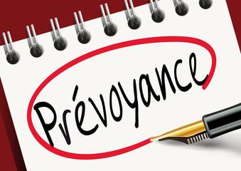 Prévoyance - assurance - santé - maladie -vieillesse