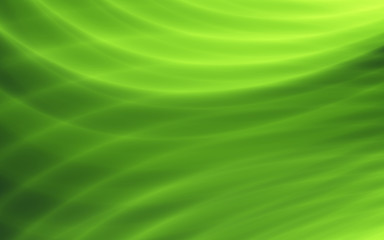 Template wave green abstract background