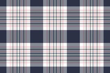 Seamless check shirt fabric texture