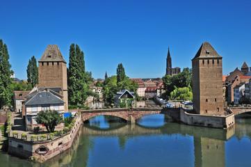 Strasburgo - Strasbourg, Barrage Vauban, Alsazia