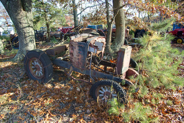 15th Annual Pumpkin Run at Flemings Junkyard - 353 Zion Rd. Egg Harbor Township, NJ