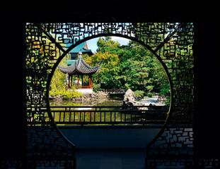 Fond de hotte en verre imprimé Bestsellers Sun Yat-Sen Garden