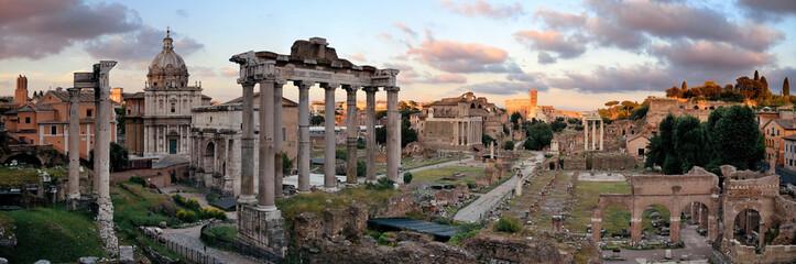 Wall Mural - Rome Forum