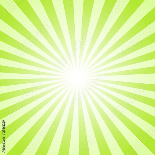 green sunburst background - photo #37