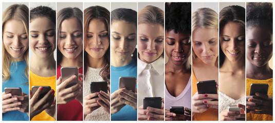 Communication among young people