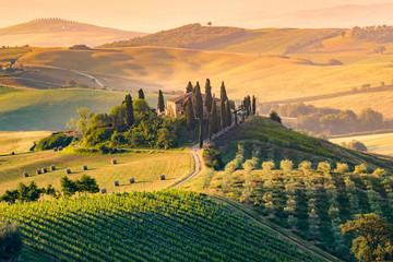 Tuscany, Italy. Landscape Fototapete
