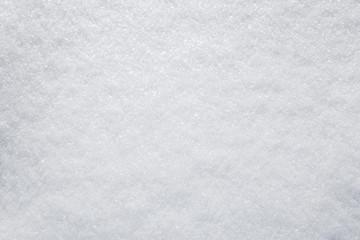 White snow flakes background